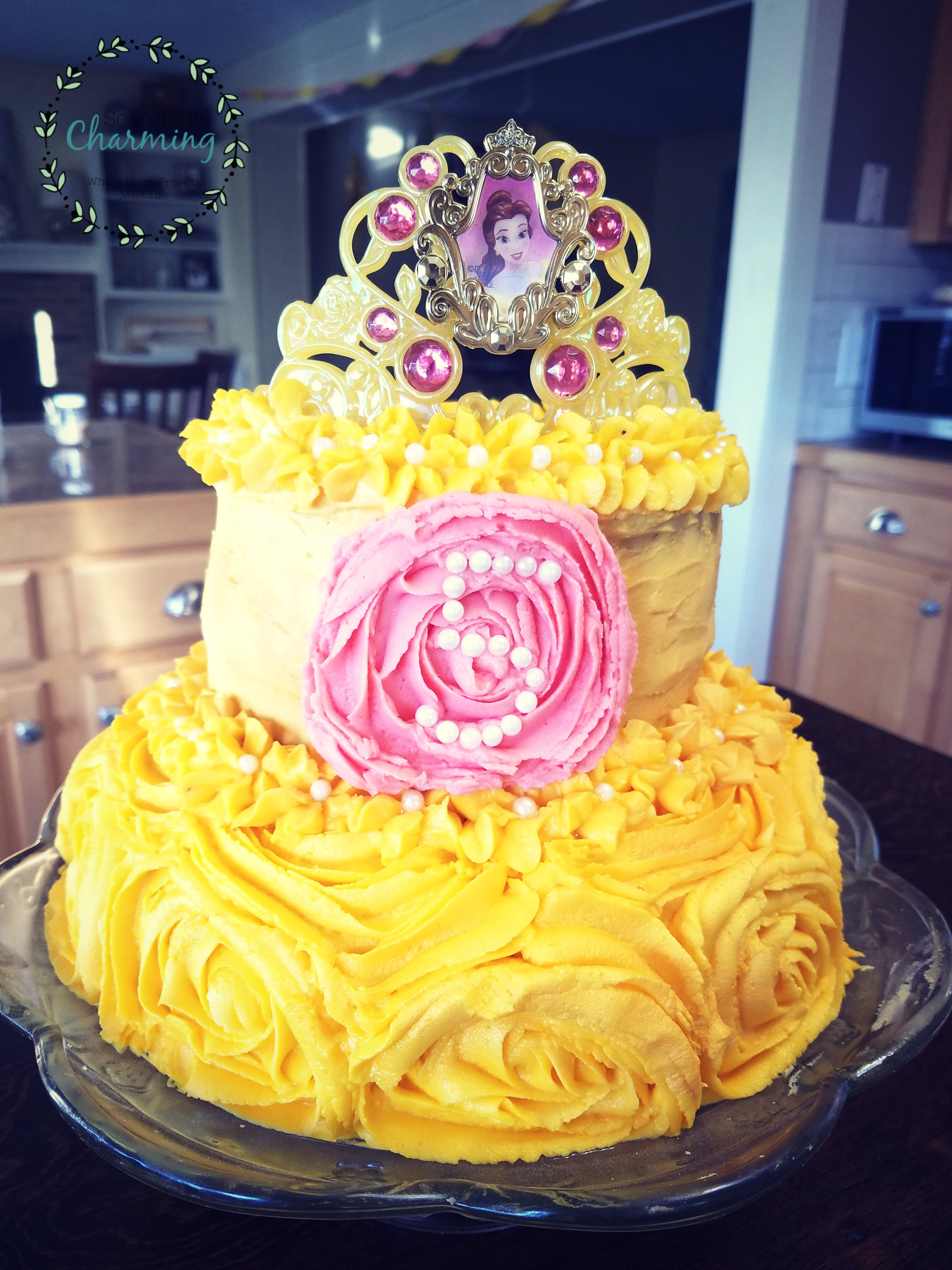 Cake Decorating For Beginners - Soon To Be Charming